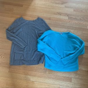 Nordstrom & Penny's Sweater Bundle! Long & hip